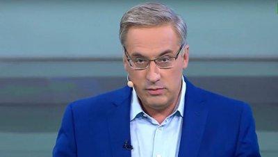 Норкин выгнал из студии украинского политолога за хамское поведение - «Новороссия»