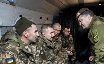 Последняя подлость Порошенко: 31 марта Донбасс утопят в крови - «Военные действия»