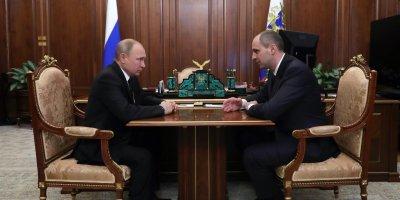 Путин назначил врио главы Оренбургской области Дениса Паслера