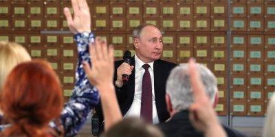 Путин поручит продумать поддержку туризма в Крыму