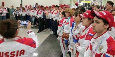 Российская сборная завоевала первое место на Специальной Олимпиаде в ОАЭ