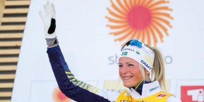 Шведскую лыжницу не стали наказывать за тычки палкой в россиянку