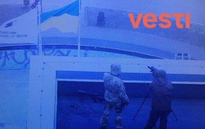 СМИ показали снайперов на ТРЦ в центре Киева - «Украина»