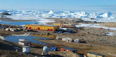 "Станцию ""Прогресс"" в Антарктиде повредил тающий ледник"