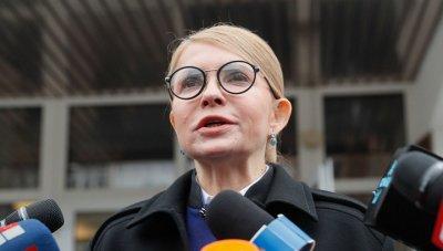 Тимошенко вслед за Порошенко пообещала увеличить пенсионные выплаты - «Новороссия»