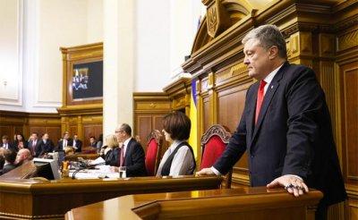 Запад готовит Порошенко не победу на выборах, а место в одиночной камере - «Политика»