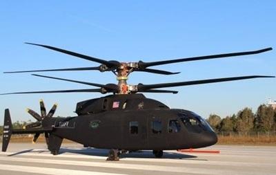 В США начали испытания скоростного вертолета - (видео)