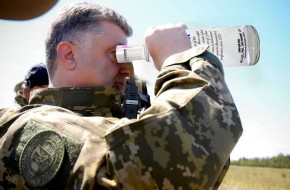 Что станет с Порошенко в случае поражения - «Новости Дня»
