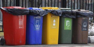 ЕР выступила за создание площадки для раздельного сбора мусора на госсредства