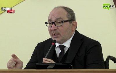 Кернес выругался на сессии горсовета из-за ананасов - (видео)