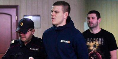 Кокорин и Мамаев на суде частично признали вину