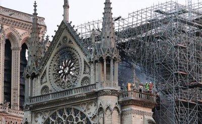 Кто делает миллиарды евро на сгоревшем Нотр-Даме - «Мир»