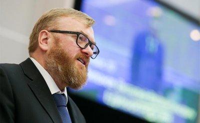 Милонов зачистит города России от штрафстоянок и жадных хапуг - «Общество»
