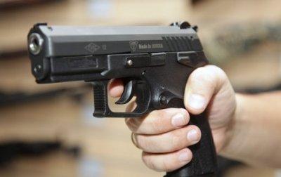 Мужчина устроил стрельбу в торговом центре Харькова - соцсети - (видео)
