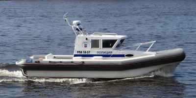 Начальник отдела полиции на Кубани угнал во время наводнения служебный катер