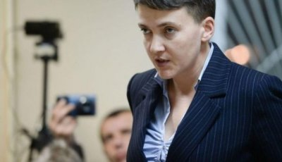 Нацистка Савченко заявила о поддержке комика Зеленского во втором туре президентских выборов - «Новороссия»