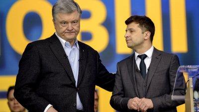 Официальные результаты экзит-полов: Зеленский побеждает с результатом 73% голосов - «Новороссия»