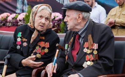 Подачка победителям: На пенсии ветеранам ВОВ выделено меньше депутатской взятки - «Общество»