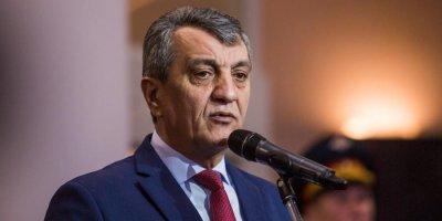 Полпред СФО Меняйло обрушился с критикой на главу Хакасии