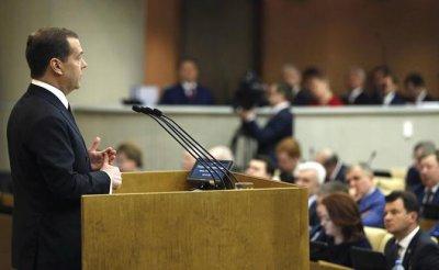 Позор пенсионной реформы: Чего не сказал Медведев, выступая перед Госдумой - «Политика»