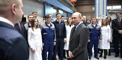 Путин: призыв в армию постепенно уходит в прошлое