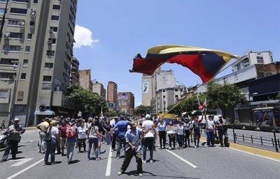 США, проиграв первый раунд в Венесуэле, готовятся ее добить - «Политика»