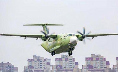 Тяжелый путь в небо: Ил-112 В прижимали к земле в угоду украинскому авиапрому - «Военные действия»