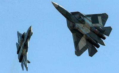 В битве за Турцию сойдутся российские Су-57 и американские F-35 - «Политика»