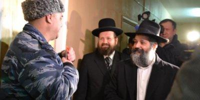 В Петербурге раввина по работе с евреями-заключенными обокрали в шаббат