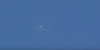 В Сирии испытали новейший российский ударный беспилотник