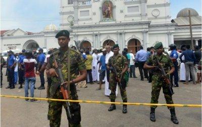 Власти Шри-Ланки установили виновных во взрывах - (видео)