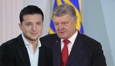 Зеленский не явился на дебаты с Порошенко в студию ТВ - «Новороссия»