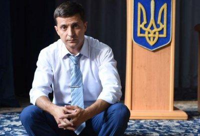 Зеленский заявил, что «намерен сломать систему» - «Новороссия»
