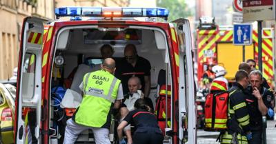 АТОР: Российские туристы не пострадали при взрыве в Лионе - «Новороссия»