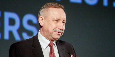 Беглов согласился баллотироваться на пост губернатора Санкт-Петербурга