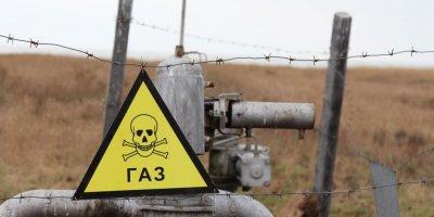 На Урале действующий газопровод продали под видом металлолома
