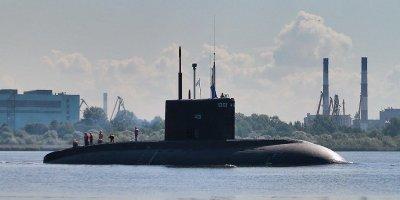 Суд выставил военным многомиллионный счет за столкновение подлодки с иностранным судном