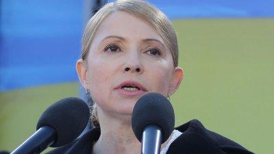 Тимошенко назвала «недопустимым» проведение референдума по Донбассу и отношениям с Россией - «Новороссия»
