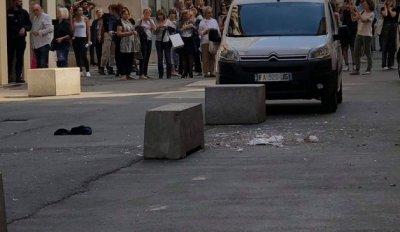 В центре Лиона произошел взрыв – пострадали 10 человек - «Новороссия»