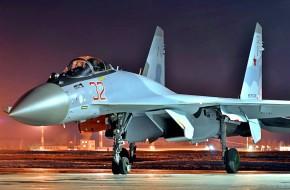 «Сухие» крымские: полуостров защитят новейшие истребители - «Новости Дня»