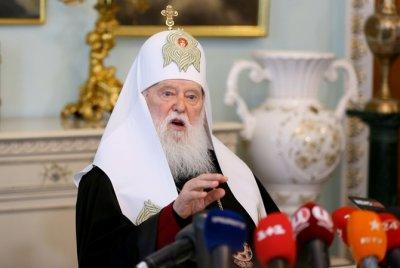 Филарет обвинил раскольников «ПЦУ» в захватах храмов «Киевского патриархата» - «Новороссия»