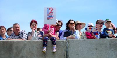 Флешмобы, концерты, фестивали: как в регионах отпраздновали День России