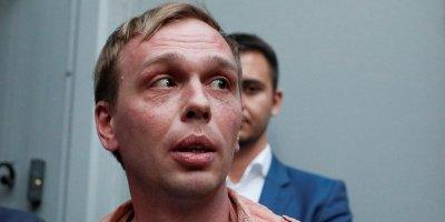 Голунов рассказал об избиении полицейским за отказ проверяться без адвоката