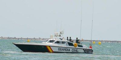 Испанская береговая охрана спасла Кличко с горящей яхты