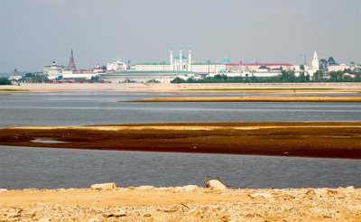 На грани катастрофы: Обмелевшая Волга оставит Россию без воды - «Общество»