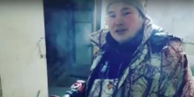 На Ямале сварщик спас троих людей при пожаре с помощью ковша экскаватора