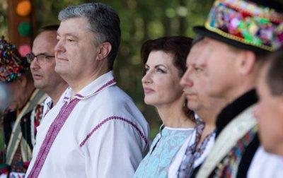 Порошенко предложил переименовать Грузию - (видео)