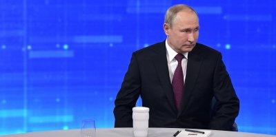 Путин объяснил админу MDK смысл закона о неуважении к власти