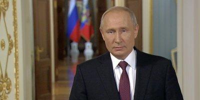 Путин поздравил выпускников российских школ