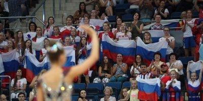Россия продолжает лидировать в медальному зачете на Европейских играх